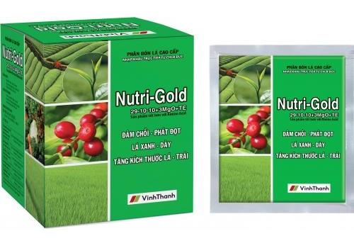 Nutri-Gold 29-10-10+ 3MgO+ TE